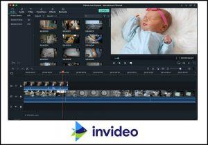 InVideo screenshot