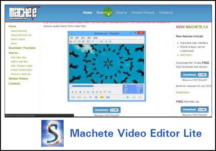 machete-video-editor