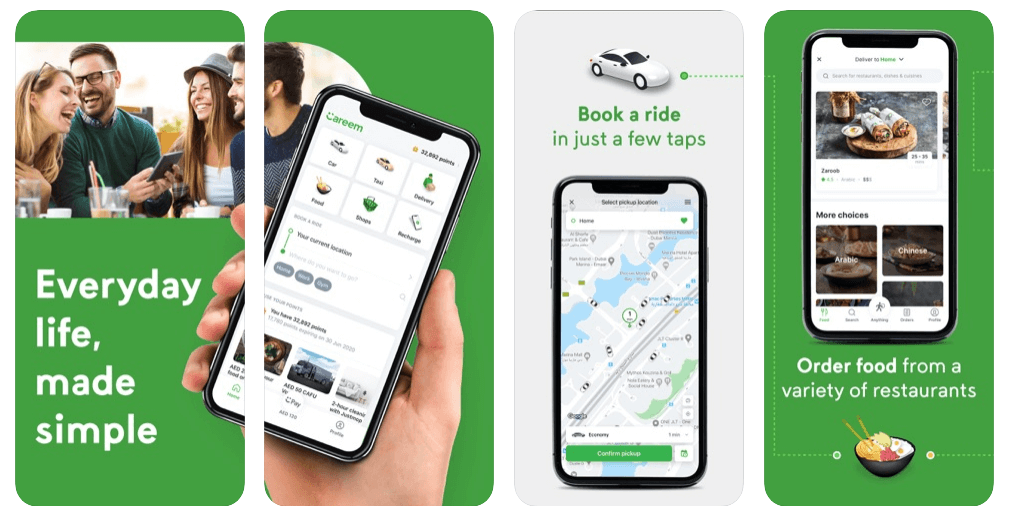 Ride Sharing Android Apps