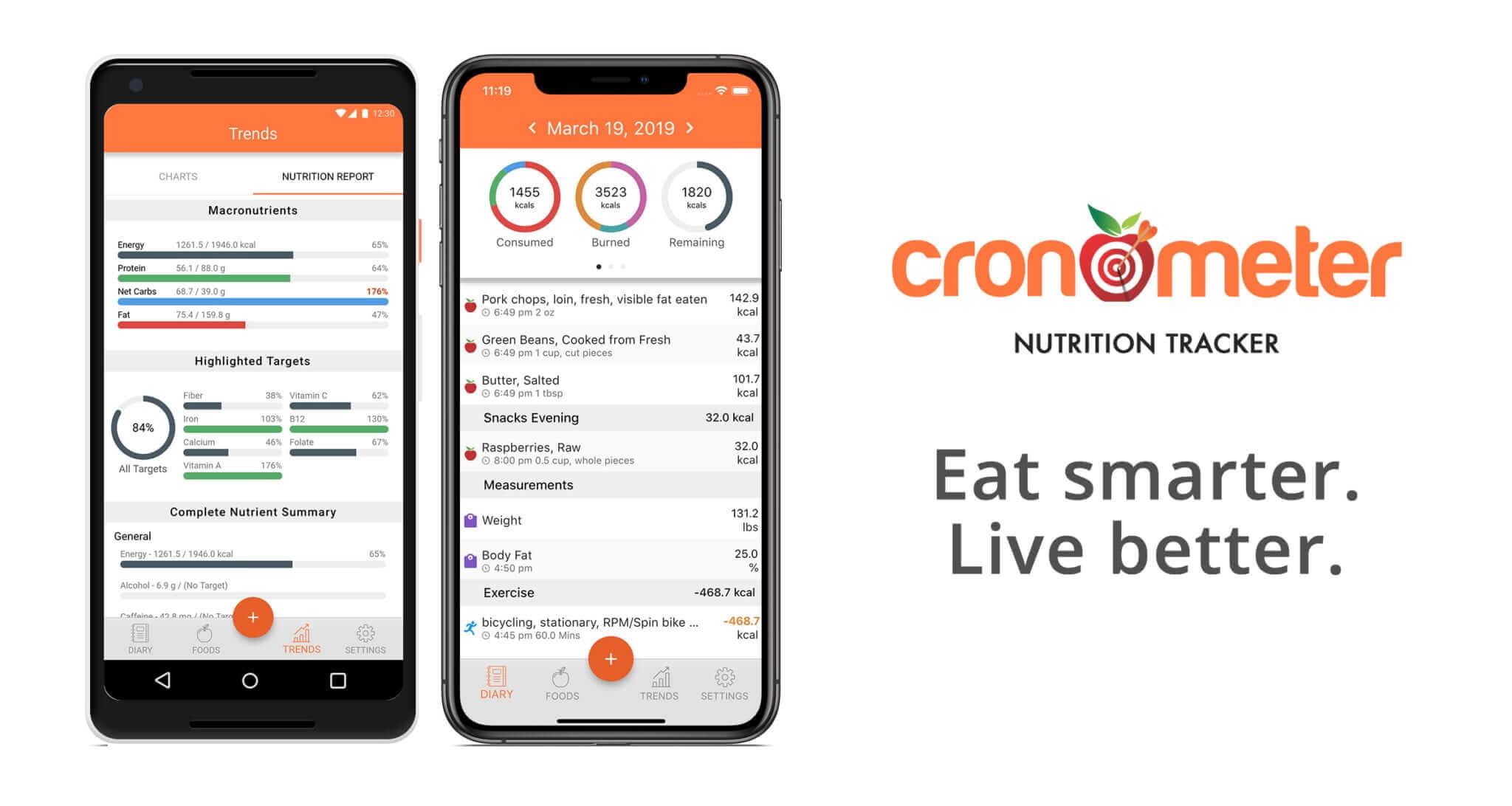 best Calorie Counter apps