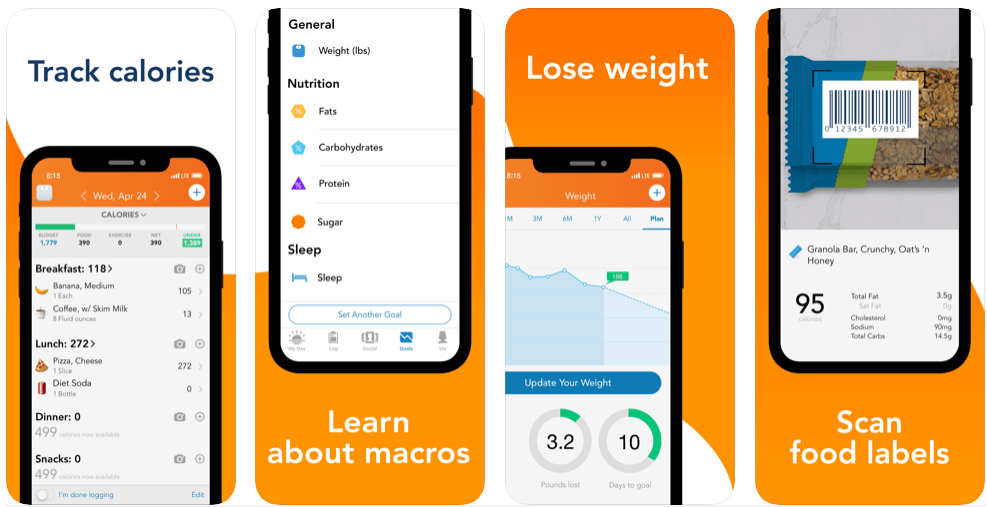 Calorie Counter Android Apps
