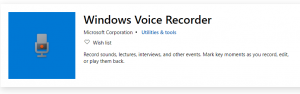 Best Game Audio Recorders