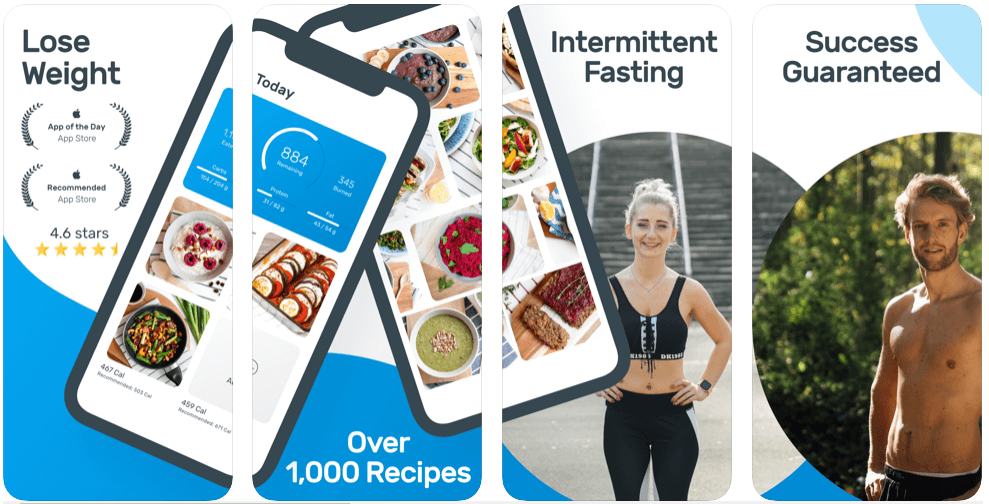Calorie Counter Apple Apps