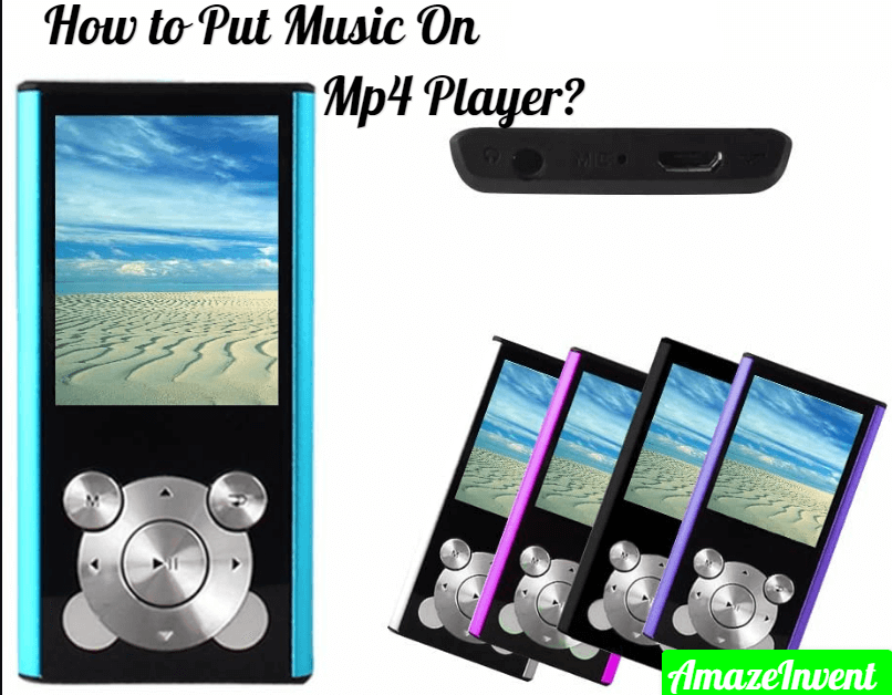 Put Music On Mp4 Player