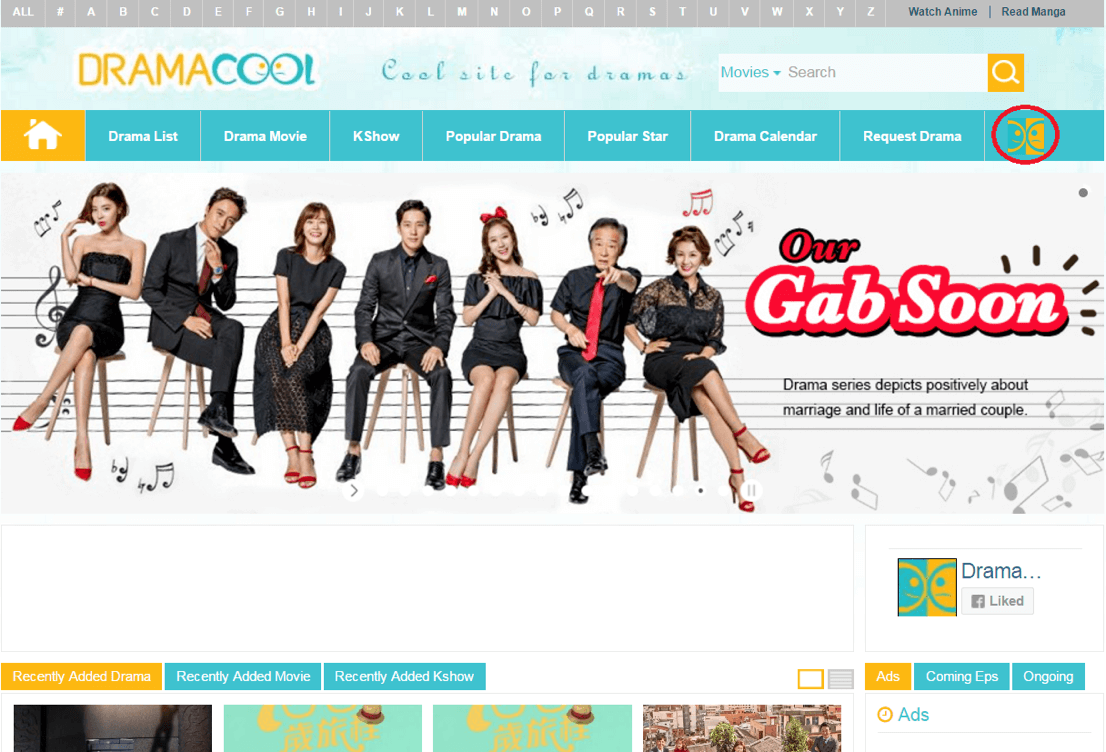 DramaCool-log
