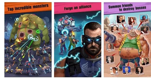 best Clicker Games ios