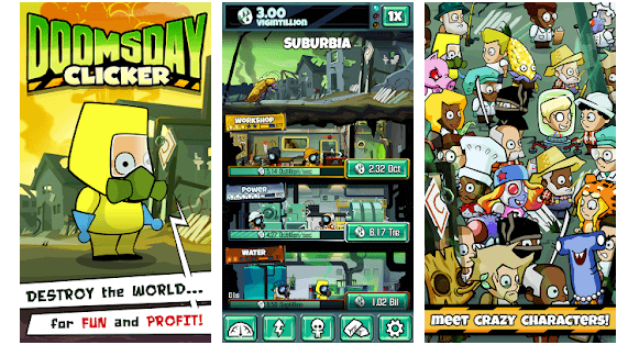 Clicker Games ios