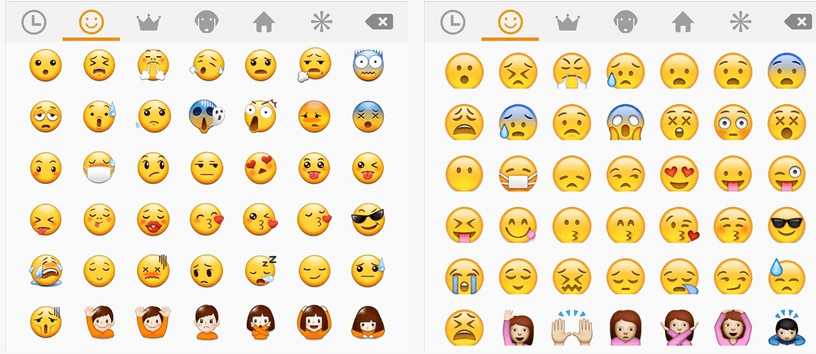 Iphone Smileys Auf Android Sehen