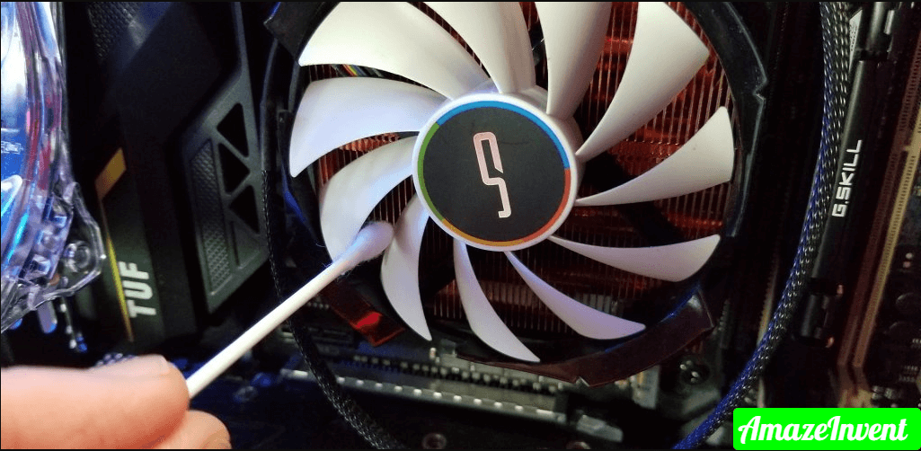 fix cpu fan not spinning windows 10