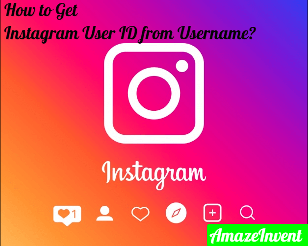 Get Instagram User ID from Username
