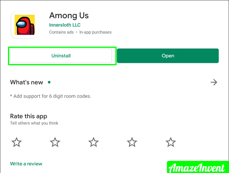 2 2 png 770×592  - How to Uninstall Among Us Completely?