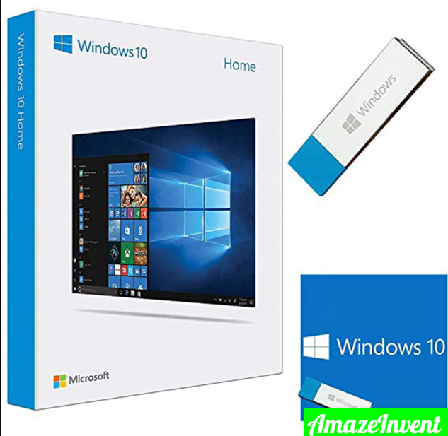 How to Install Windows 10 on a New Hard Drive? - AmazeInvent