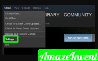 Change Steam Username and Password