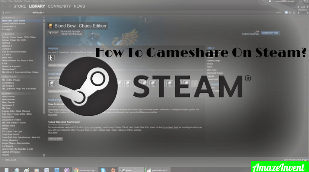 maxresdefault jpg 1280×720 1 12 1024x570 - How To Gameshare On Steam? [ Play Together ]