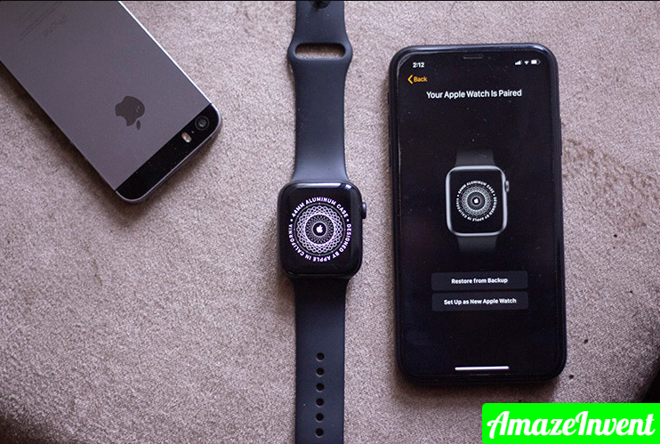 Pair Apple Watch With New iPhone