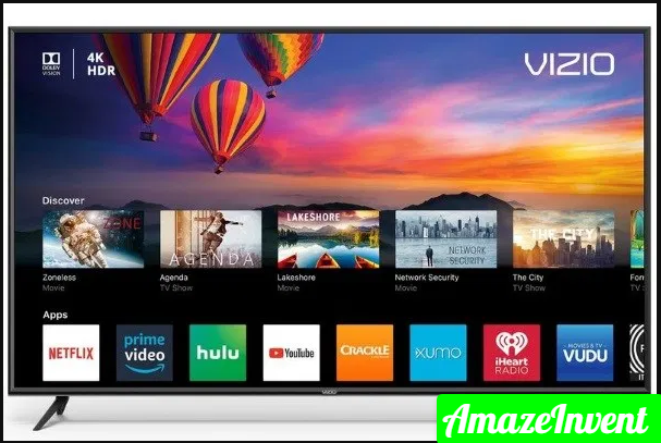 How to update apps on a Vizio TV3 jpg 600×402  - How To Update Apps on a Vizio TV? ( Hulu, Amazon Prime )