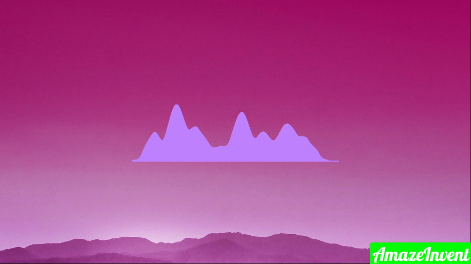 Desktop music visualizer