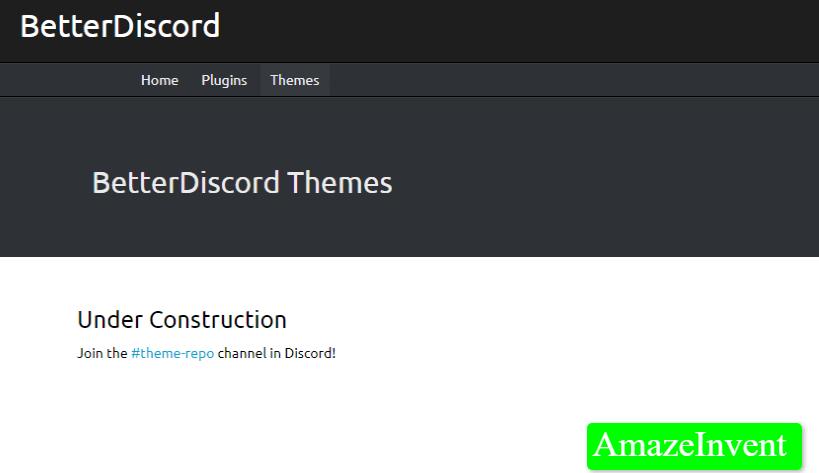Install BetterDiscord Theme