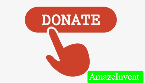 donating in it