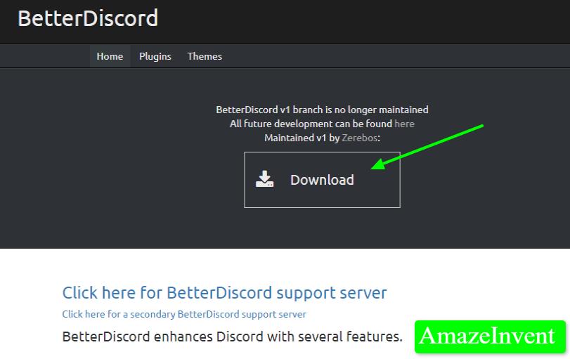 download BetterDiscord Theme