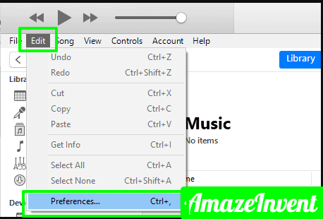 Turn Off iCloud Music Library
