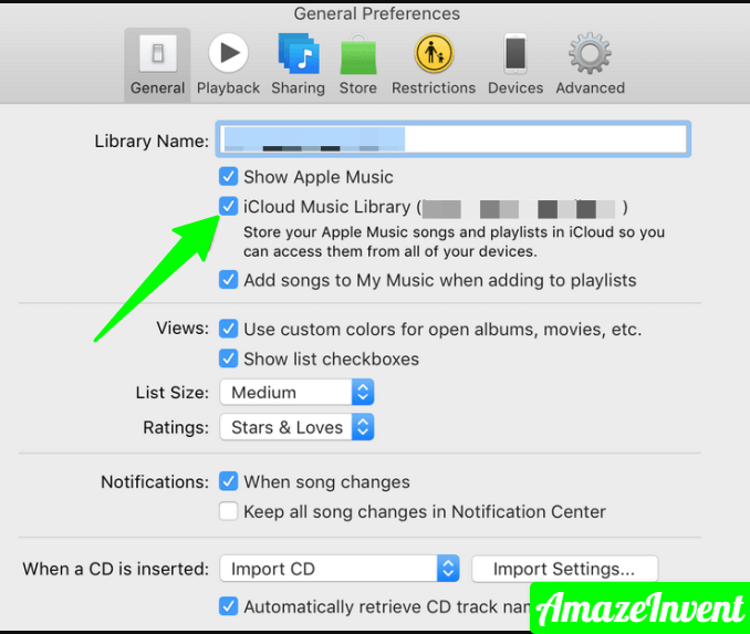 itunes not syncing entire music library sync windows general icloud music library png 680×567  - How To Turn Off iCloud Music Library?
