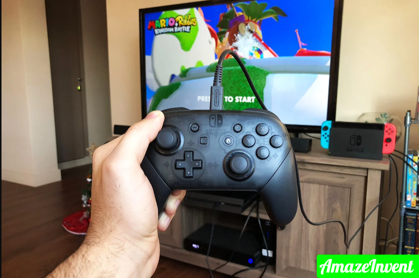 Charge Nintendo Switch Controller