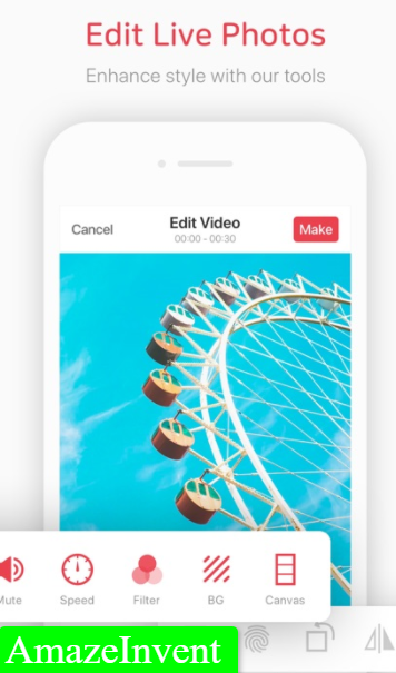 Creating a Live Photo from a Video