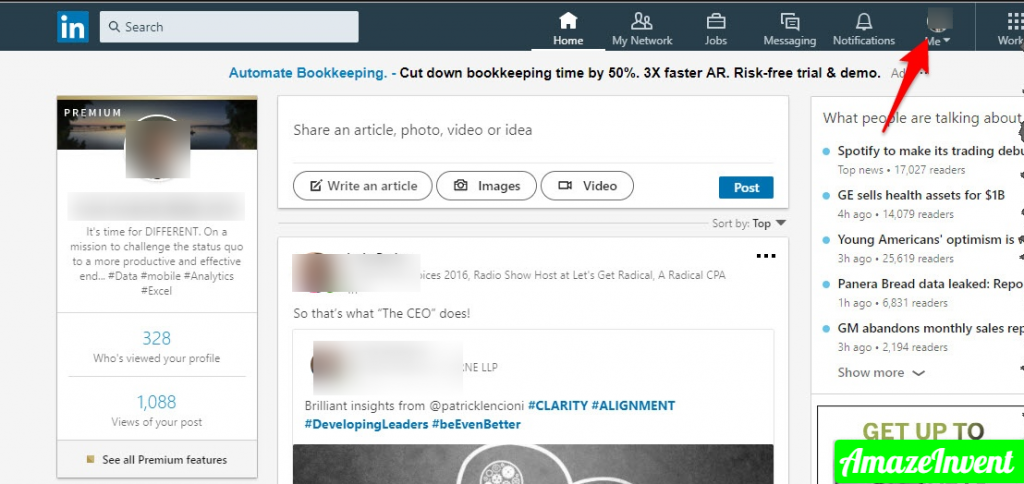 1 dao4t1HIjRGz1Vk P5g2pw png 1182×573  1024x484 - How to Add Promotion on LinkedIn?