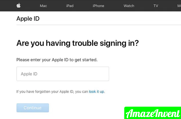 Remove The Device From Apple ID