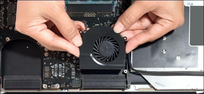 Reduce Macbook Pro Fan Noise