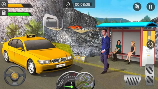 Taxi Simulator game