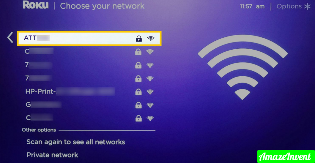 wifi connected
