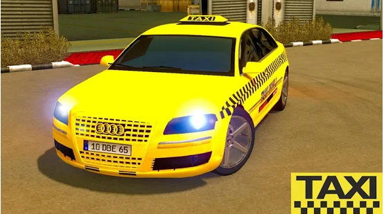 Best Taxi Driver Game