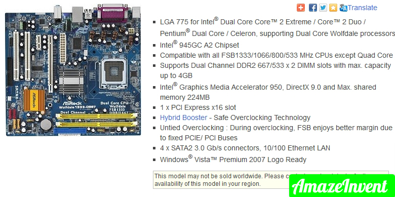 See What Motherboard I Have