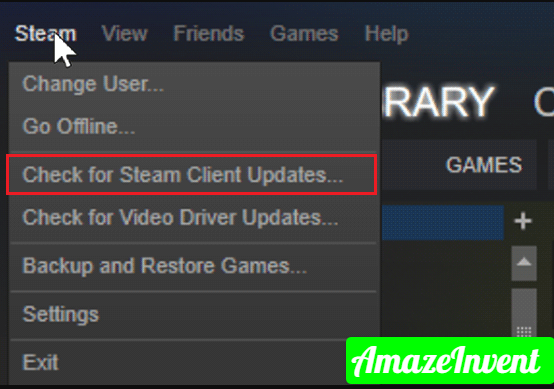 How to Fix Steam Stuck on Preallocating? - AmazeInvent