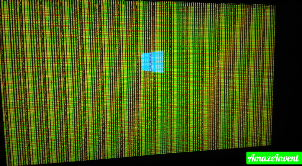 Graphics Card Failure Black Screen