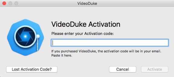 VideoDuke