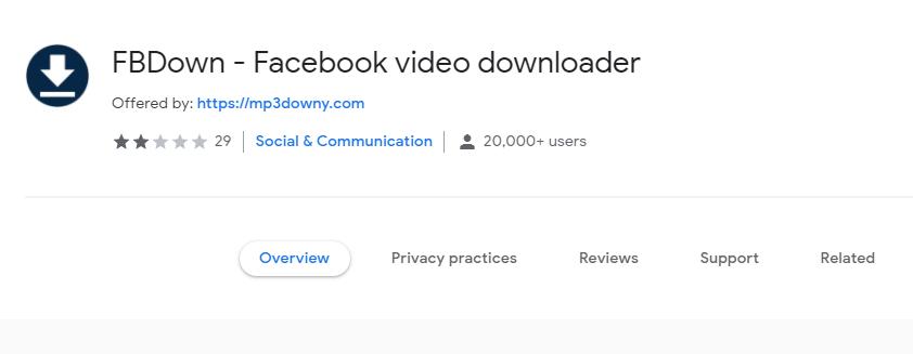 Download Facebook Videos on Mac