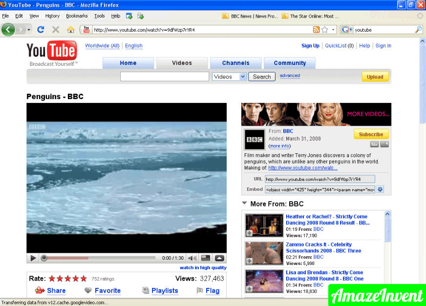 Change the YouTube Layout Back to the Original