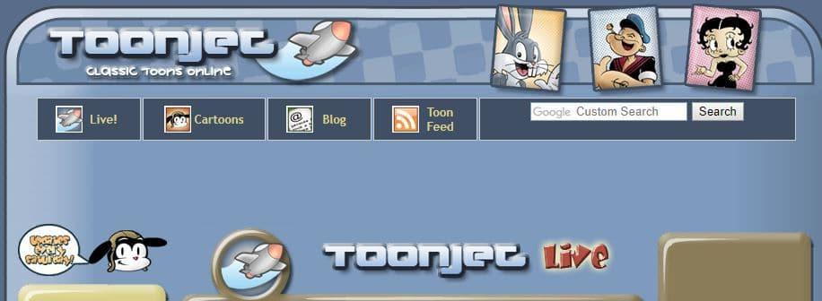 toonjet - 8 Best Websites To Watch Cartoons Online 2021
