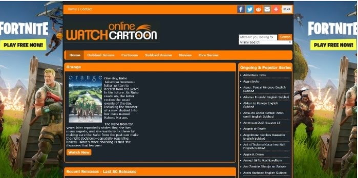 watchcartoononline - 8 Best Websites To Watch Cartoons Online 2021