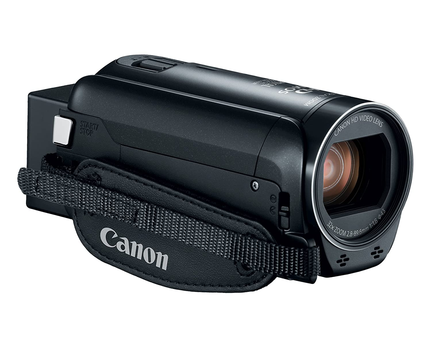 Canon Video 1960C002 - 10 Best Camcorder for Sports 2021 You Should Know