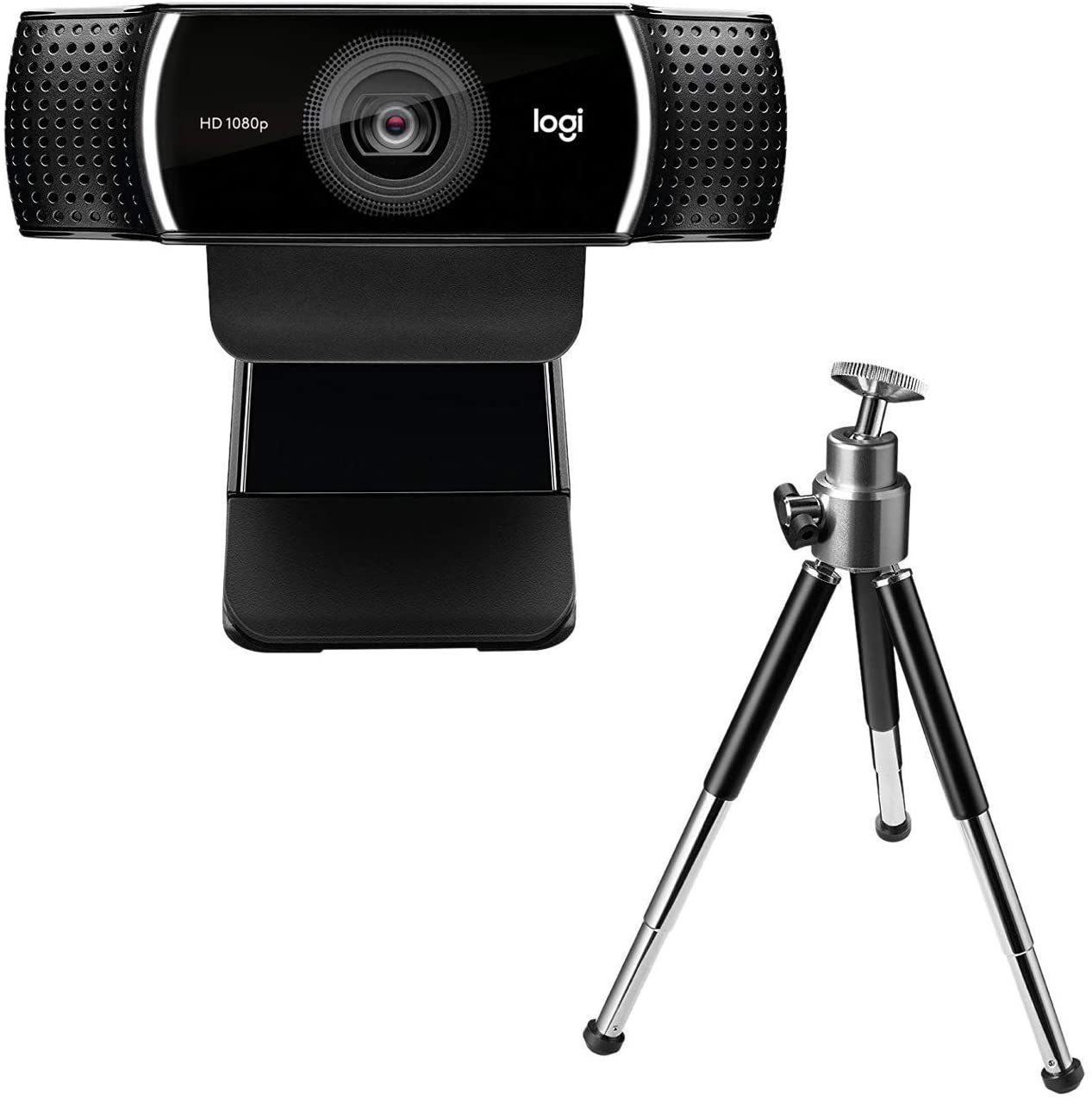Logitech C922 Pro - 10 Best Camcorder for Sports 2021 You Should Know