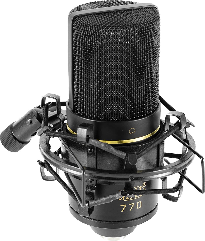 MXL 770 - 9 Best Cheap Mic for Gaming 2021