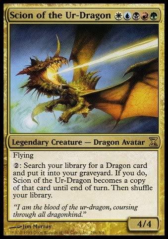 Uri-Dragon Scion