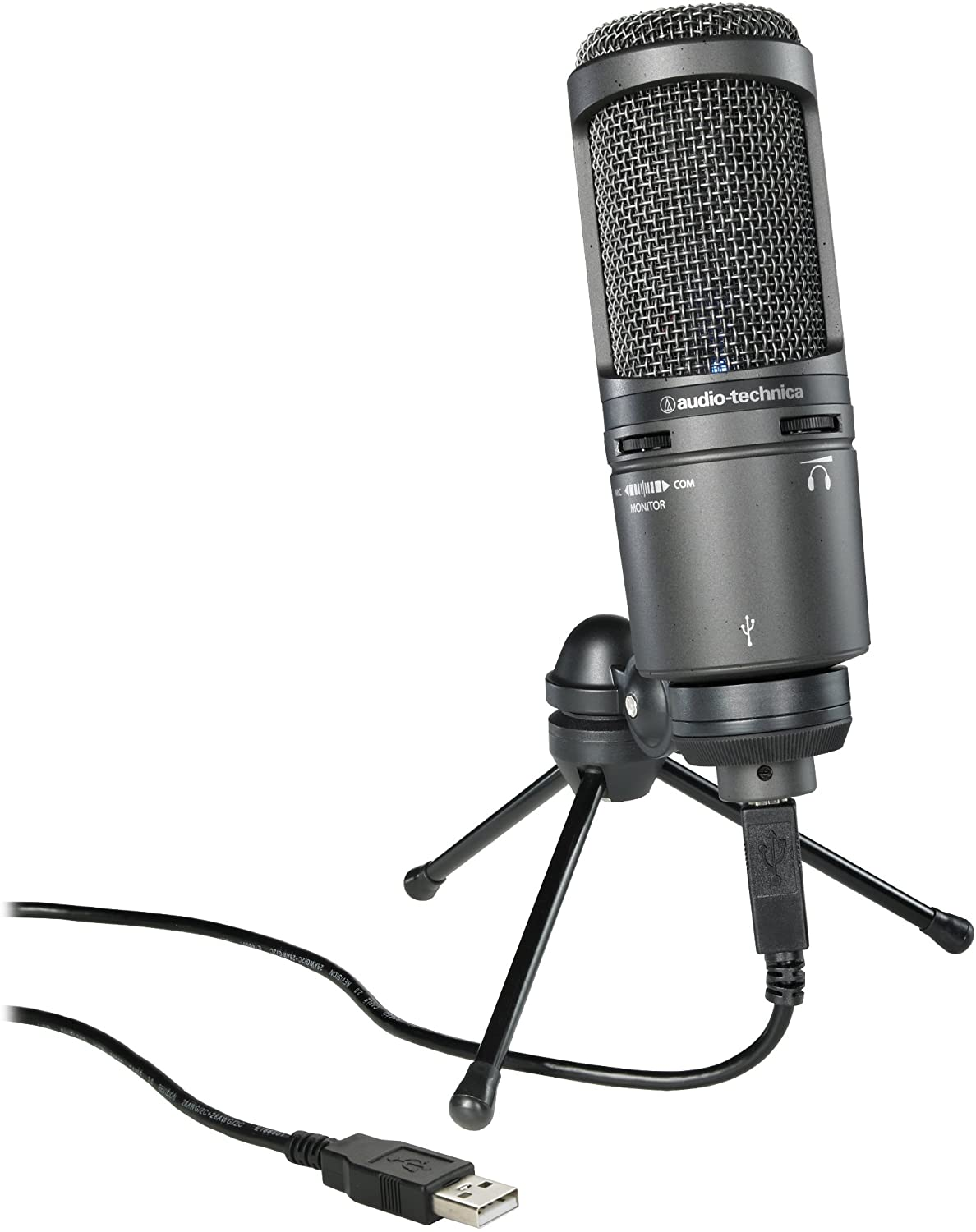 audio technica AT2020USB - 9 Best Cheap Mic for Gaming 2021