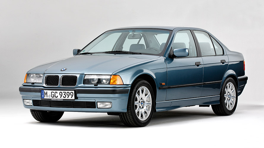 BMW 3-Series (3rd Generation - E36)